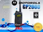 Bộ đàm Motorola GP 2000s (VHF)